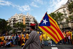 Испания отказала каталонцам в независимости