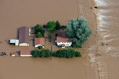 Наводнение в Колорадо: более 500 пропавших
