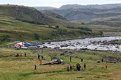 Под Тверью найдены жертвы крушения вертолета