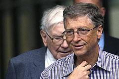 Билл Гейтс опять богаче всех