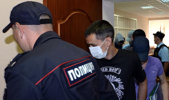 Казанские полицейские не признаются