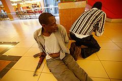Стрельба в торговом центре Найроби