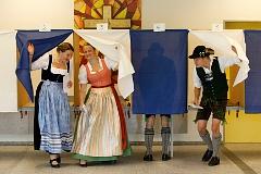 В Германии выбрали парламент