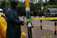Торговый центр в Найроби взяли штурмом