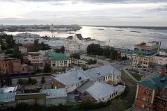Нижнему Новгороду предсказали потоп