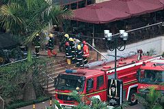 ТЦ в Найроби взят под контроль