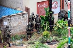 Найроби освободили от террористов