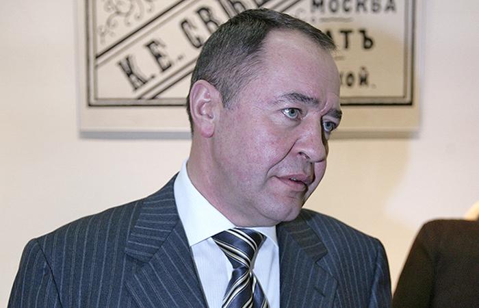 "Лесин возглавил ""Газпром-медиа"""