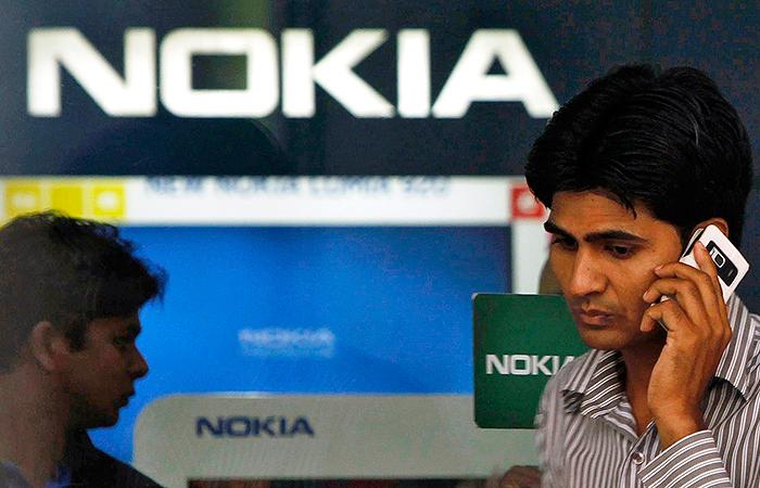 Индия заморозила активы Nokia
