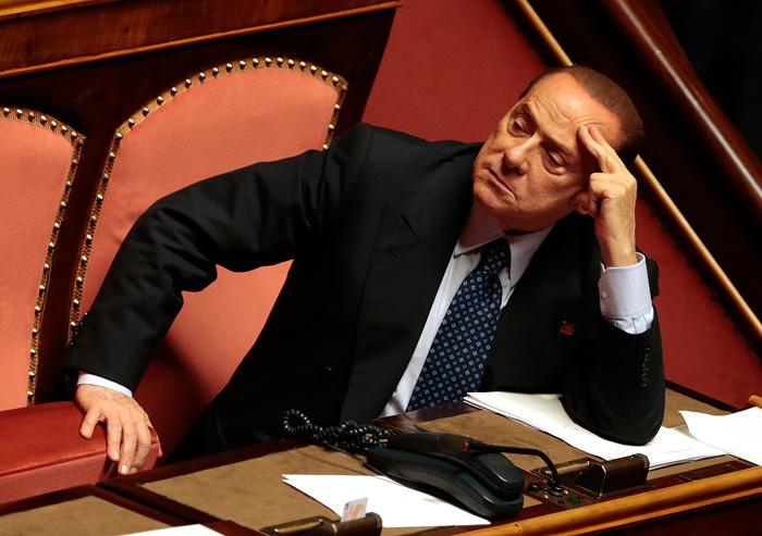 Политическая карьера Берлускони висит на волоске