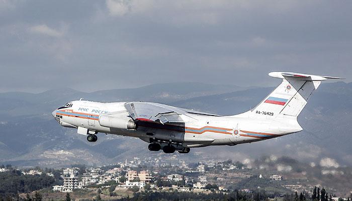 Российских дипломатов забрали из Ливии