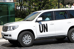 Пан Ги Мун рассказал о разоружении Сирии