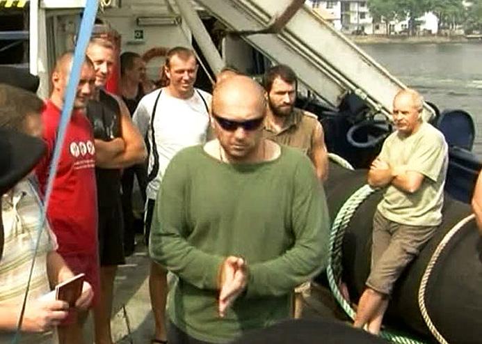 Российских моряков освободят