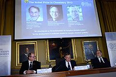 """""""Нобеля"""" по химии вручили американцам"""