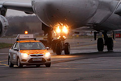 Депутатский дебош на борту самолета