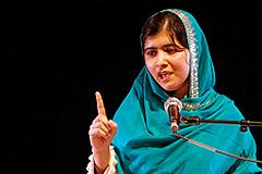Премию Сахарова получила пакистанская школьница