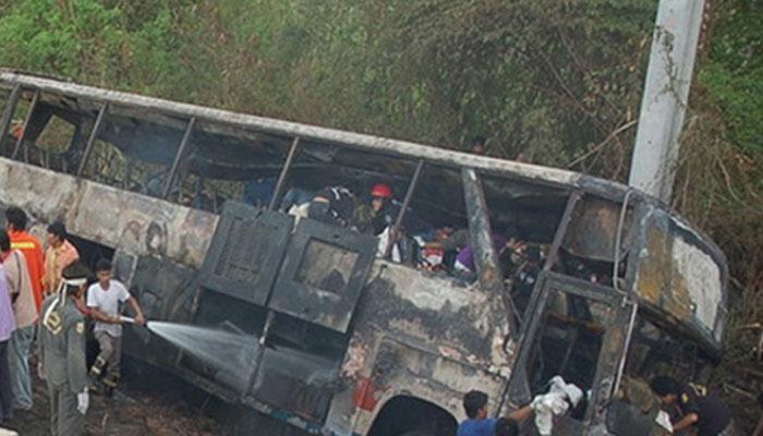 Российские туристы пострадали в Таиланде