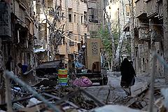 В Сирии ищут путешественника