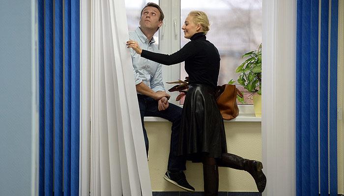 Навальный получил пять лет условно
