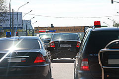 VIP-автомобили обойдутся в 12 млрд рублей
