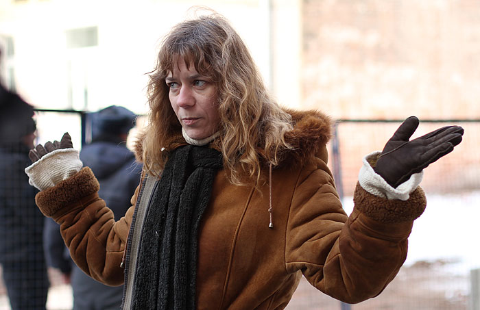 Избиратель напал на московского депутата