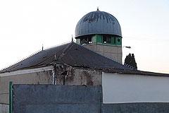 Взрыв в мечети в КБР