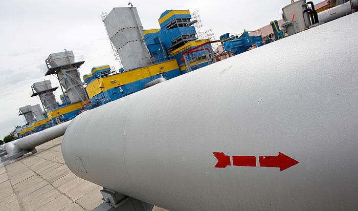 Украина готова к пересмотру цены на газ