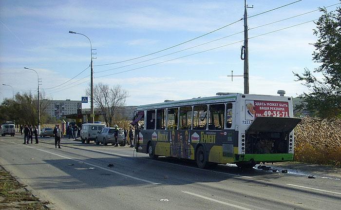 Теракт в Волгограде устроила смертница