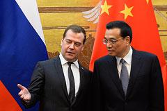 Главы России и Китая встретились в 18-й раз