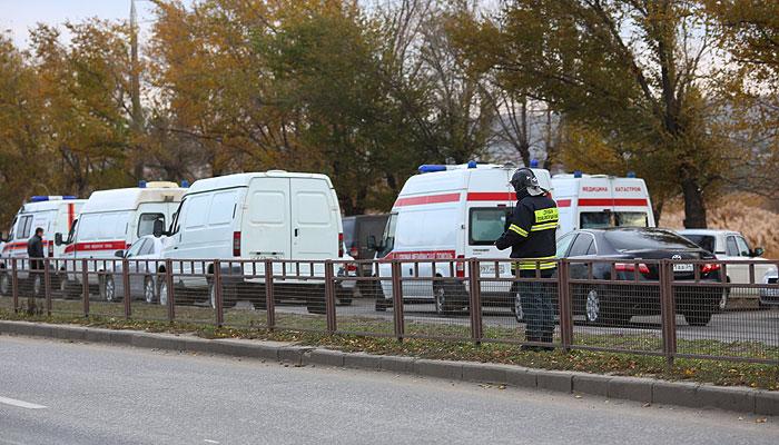 Теракт в Волгограде: детали