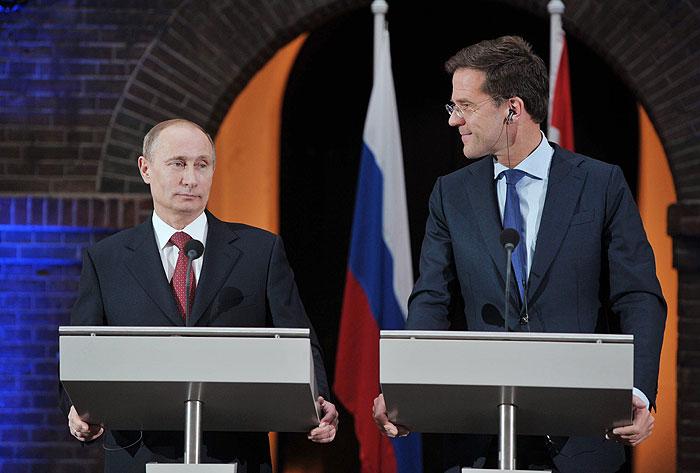 """Россия и Нидерланды закрывают """"перекрестные"""" годы"""