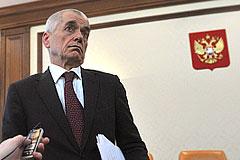 Судьба Онищенко еще не решена