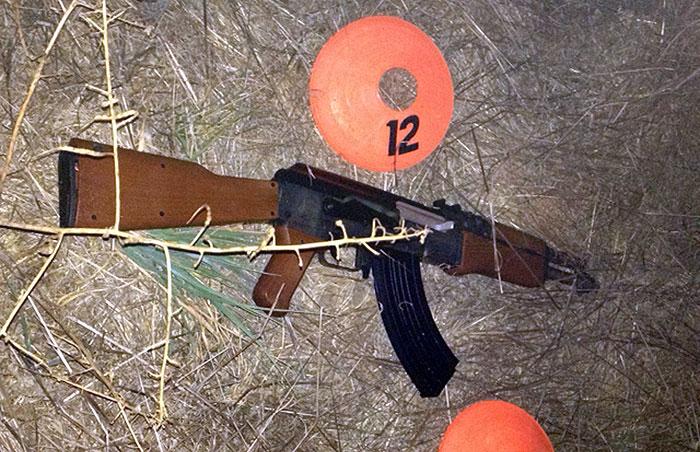 В США застрелили подростка с игрушечным АК