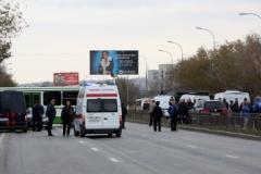 Смертница могла вербовать людей в Москве