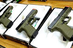 Минобороны не получит австрийские пистолеты
