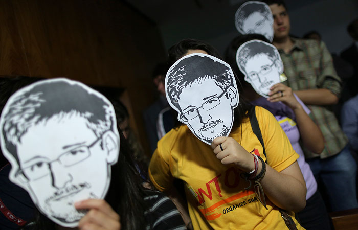 В утечках от Сноудена всплыла Россия