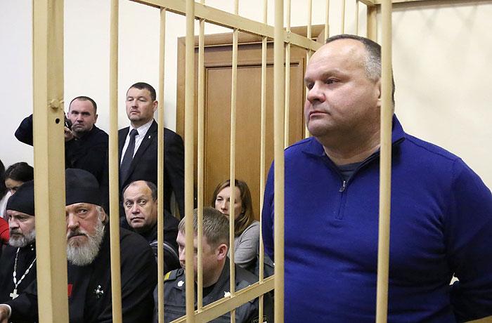 Мэра Рыбинска арестовали