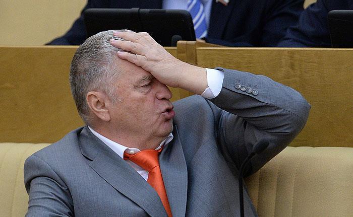 Жириновского проверят на экстремизм