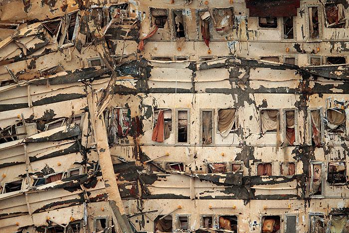 Costa Concordia перед крушением пошел на разгон