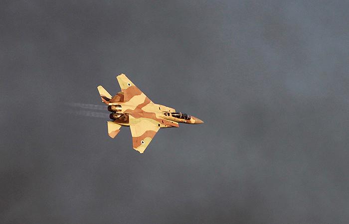 Израиль снова ударил по Сирии