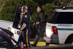 Очередная стрельба в торговом центре в США
