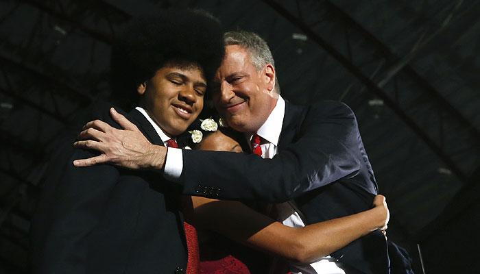 Мэром Нью-Йорка стал итальянец-демократ