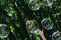 Пузырь в США лопнет через три квартала