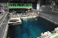 """Из """"Фукусимы-1"""" вынимают топливо"""