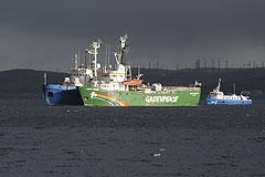 СПЧ заступился за Greenpeace