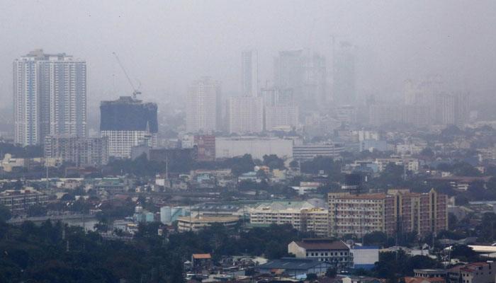 На Филиппины обрушился сверхмощный тайфун