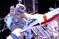 Олимпийский огонь вернется из космоса