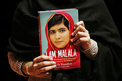 Школы Пакистана запретили книгу Малалы Юсуфзай