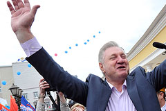Мэра Астрахани задержали за взятку