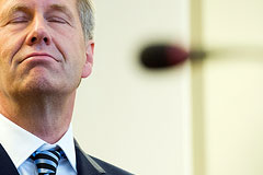 В Германии начался суд по делу экс-президента